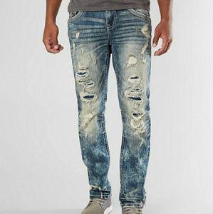 Silver Dewkist J202 Jeans